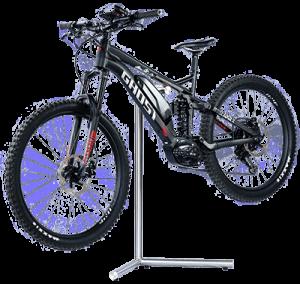 Bike Systeme Fahrradalter 1 mit Rad